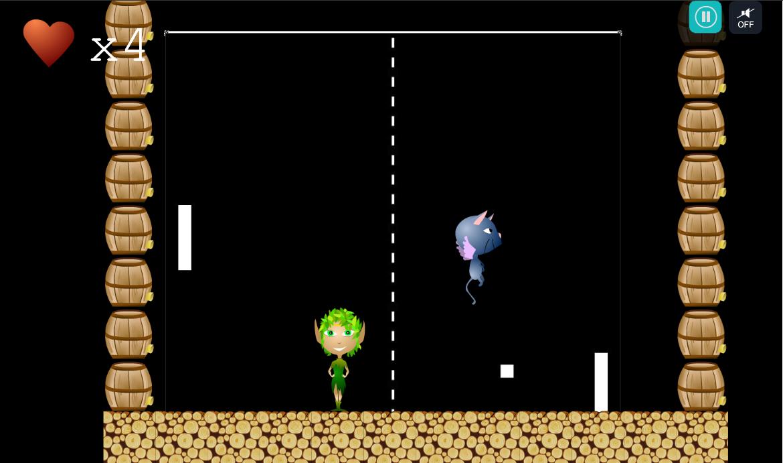 Pong avec GameCode