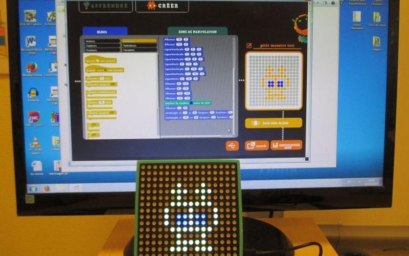 GleamCode en CM1-CM1